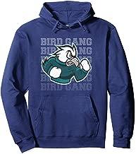 Bird Gang Distressed Vintage Eagle Philadelphia Sports Fan Pullover Hoodie