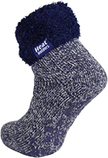 Heat Holders Warm Winter Thermal Lounge Socks
