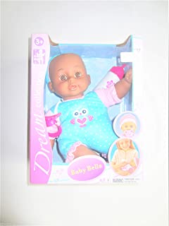 DREAM COLLECTION Girl Baby Owl Doll African American 12