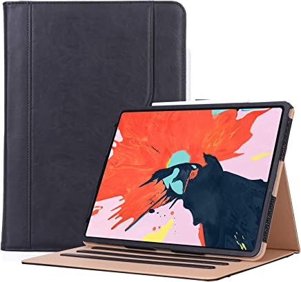 Amazon.com: ProCase iPad Pro 12.9 Case 2018 3rd Generation, Vintage Stand Folio Cover Protective Case for Apple iPad Pro 12.9 Inch 2018 Release, ...