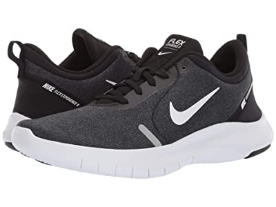 Nike Flex Experience RN 8 (Black/White/Cool Grey/Reflect Silver) Women