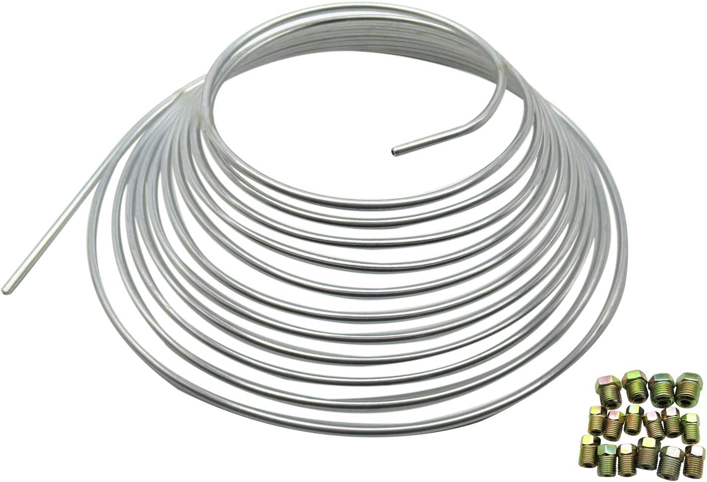 Gxcdizx 3 16 New product type Copper-Nickel Alloy Line Brake C Replacement Tubing Shipping included