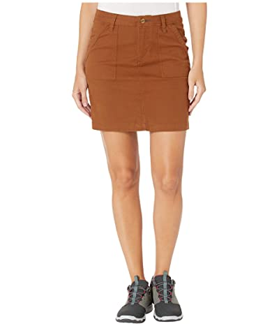 Toad&Co Earthworks Skirt (Brown Sugar) Women
