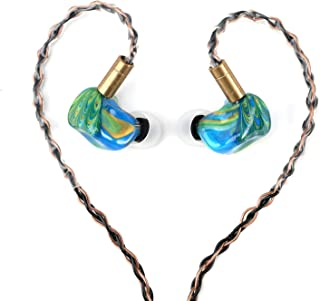 Sponsored Ad - REECHO Triple Drivers in Ear Monitor Headphone with Two Detachable Cables, Aluminum Ring Diaphragm, Fit in ... photo