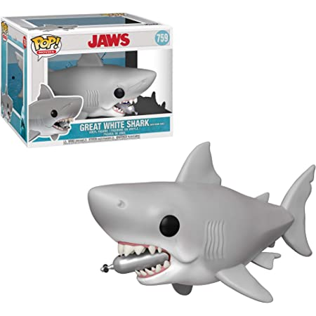 Movies Jaws Jaws with Diving Tank 6 Funko Pop