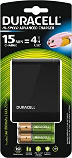 Duracell - Conjunto de cargador múltiple de alta velocidad ...