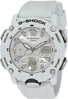 ساعة جي-شوك من كاسيو، ساعة انالوج رقمية بمينا ازرق للرجال GA-2000S-7ADR (G971)