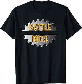 Battle Bots Saw T-Shirt T-Shirt