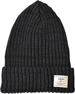 Nakota (ナコタ) コットン ニット帽 ニットキャップ 日本製 帽子 ニット帽子 メンズ レディース 冬