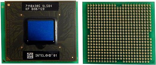 Intel Lot-23 Celeron 800Mhz mPGA2 CPU SL584-L23 Bus Speed 100Mhz