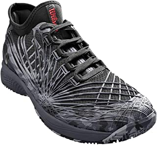 KAOS 2.0 SFT Black Mens Tennis Shoes - Black/Camo / 5.0