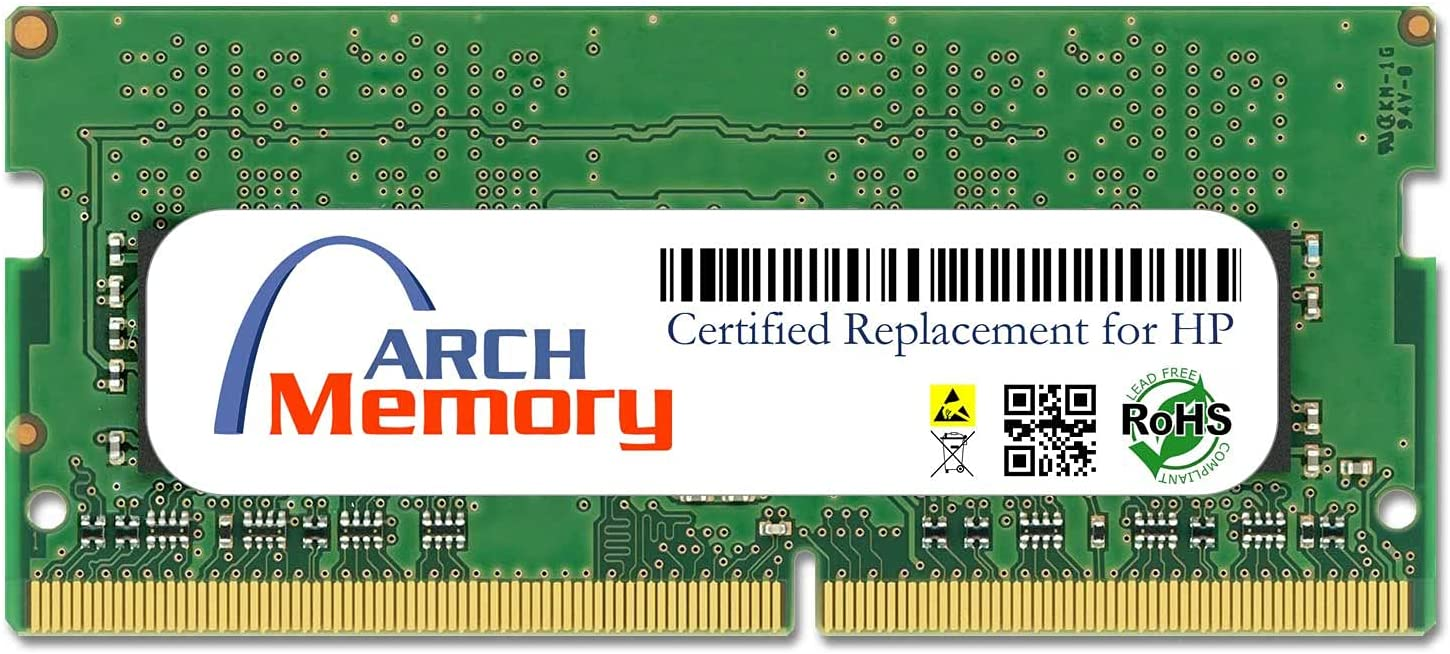 Arch Outlet SALE Memory Replacement for HP 4VN05AA#ABA 4 DDR4 GB Our shop OFFers the best service 260-Pin So-