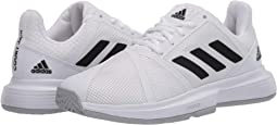 Footwear White/Core Black/Matte Silver