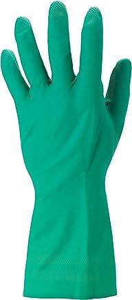 Protecci/ón Contra Productos Qu/ímicos y L/íquidos Azul Tama/ño 9 Ansell Virtex 79-700//9 Nitrilo Guante Caja de 50 Pares