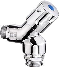 Cornat Machine-aansluitventiel - 1/2 inch AG - voor aansluiting van wasmachine & vaatwasser - met terugslagklep & beluchte...