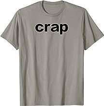 Crap T-Shirt Jackass Skateboard Knoxville Skate BAM BMX
