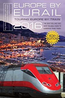 EUROPE BY EURAIL 2016: TOURINGPB [Idioma Inglés]