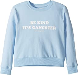 Kind Classic Crew Neck (Toddler/Little Kids/Big Kids)