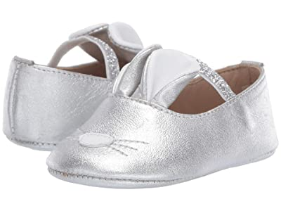 Elephantito Bunny Sleeper (Infant/Toddler) (Silver) Girl