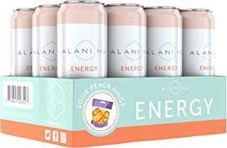 Alani Nu Energy - Sour Peach Rings