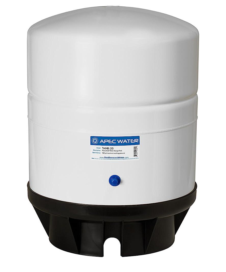 APEC Water Systems TANK-20 20 Gallon Pre-pressurized Reverse Osmosis Water Storage Tank