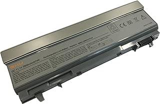 New GHU Battery 87 WHR 9-Cell for Dell Latitude E6400 E6410 ATG E6500 E6510 PN KY266 KY265 KY477 PT434 NM633 312-0748 312-0749 w0x4f w1193 ky265 ky477 4m529 4n369 fu268