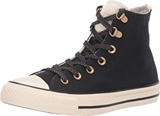 Converse Women's Chuck Taylor All Star Faux Fur High Top Sneaker