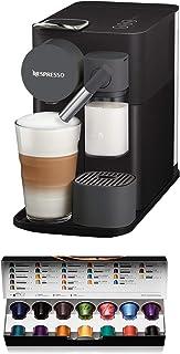 Nespresso De'Longhi Lattissima One EN500B - Cafetera monodosis de cápsulas con depósito de leche compacto, 19 bares, apaga...