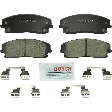 Rear Ceramic Brake Pad Hardware for Dodge Charger Challenger Magnum Chrysler 300