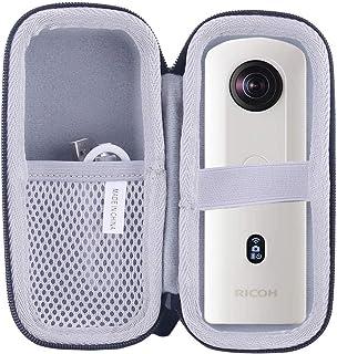 リコー 360度カメラ RICOH THETA SC2/ SC/S、V 保護対応収納ケース -waiyu JP
