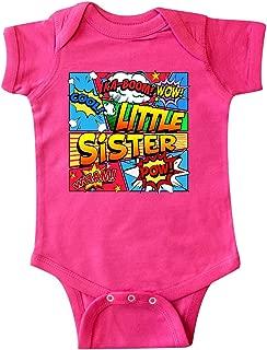 Little Sister Comic Book Infant Creeper