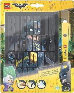 Lego Batman Movie Batman Journal w/ Invisible Writer Pen