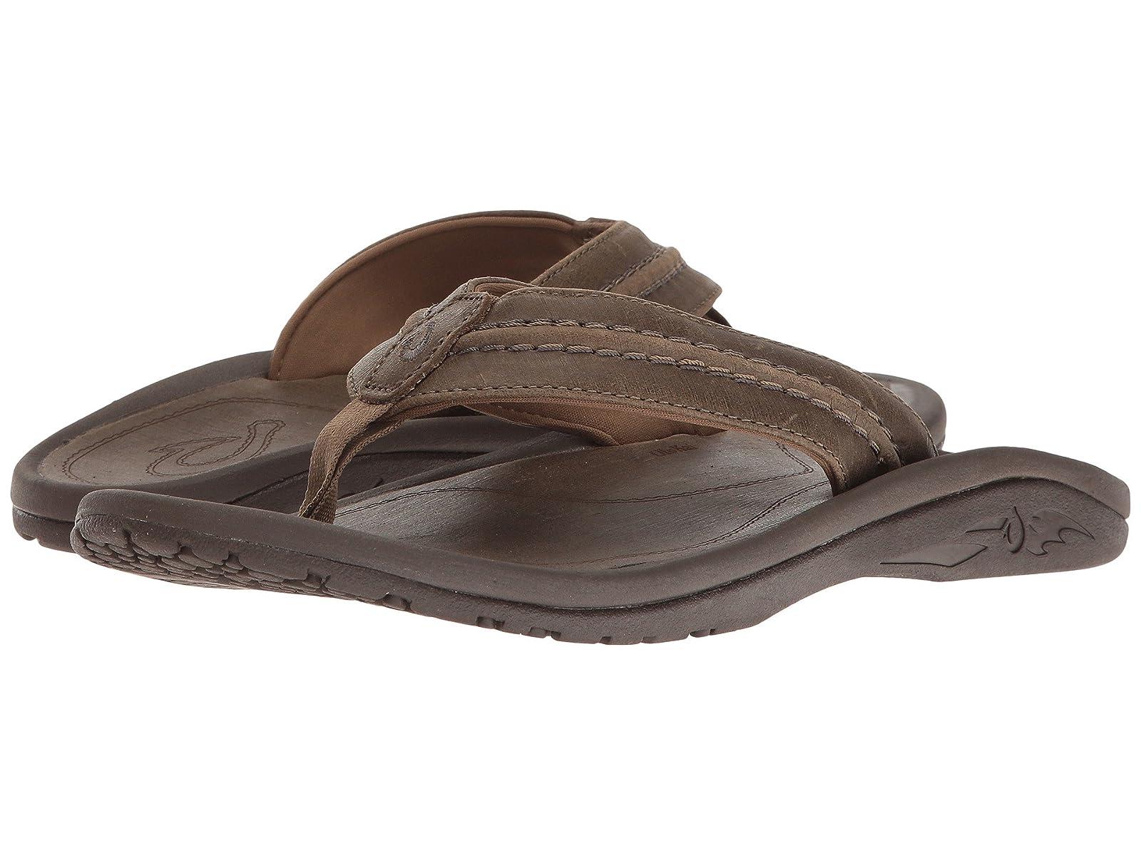 OluKai Hokua LeatherAtmospheric grades have affordable shoes