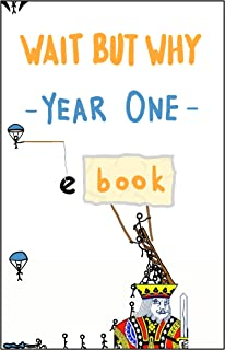 Wait But Why Year One: We finally figured out how to put a blog onto an e-reader