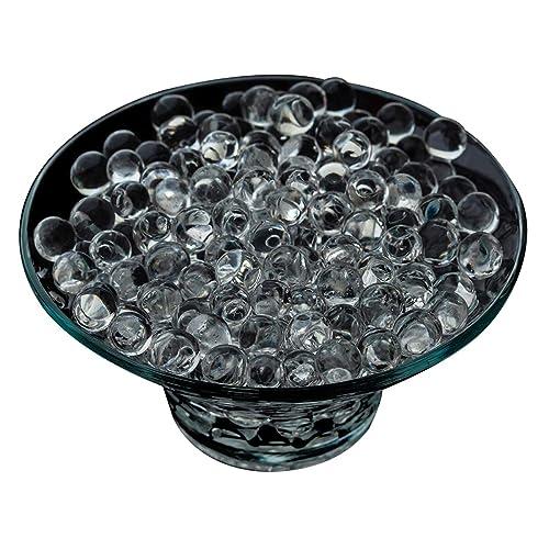 Gel Soil Perlas de agua transparentes para flores de gel orgánico, 10 paquetes