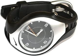 Men's NikeTriax 3H Analog Black Sport Watch