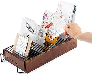 Best wood bill organizer Reviews