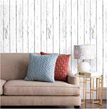 DWIND D1075-3 Peel and Stick Wallpaper Wood Plank Contact Paper Self Adhesive For Furniture Kitchen Countertop Table Door ...