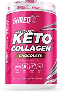 Grass Fed Keto Collagen with MCT Oil and Essential Electrolytes - Healthier Hair, Skin, Nails, and Joints | Maintain Ketos...