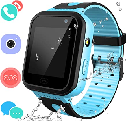 Smart Watches Phone for Boys Girls - Kids Water-Resistant...