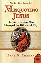 Best misquoting jesus book Reviews
