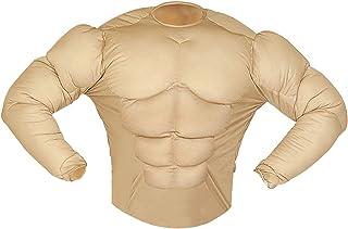 WIDMANN Camiseta para adultos, color beige, small (43061)