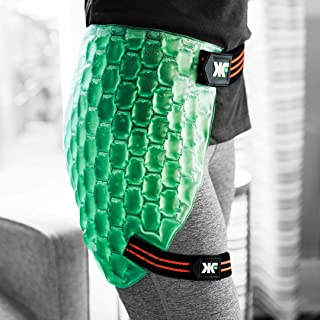 KOOL'N FX Hot & Cold Therapy, Reusable Gel Pack with Adjustable Straps for Hip - Great for Sports Injuries, Post Surgery, Sciatica, Arthritis, Joint Pain Relief & More