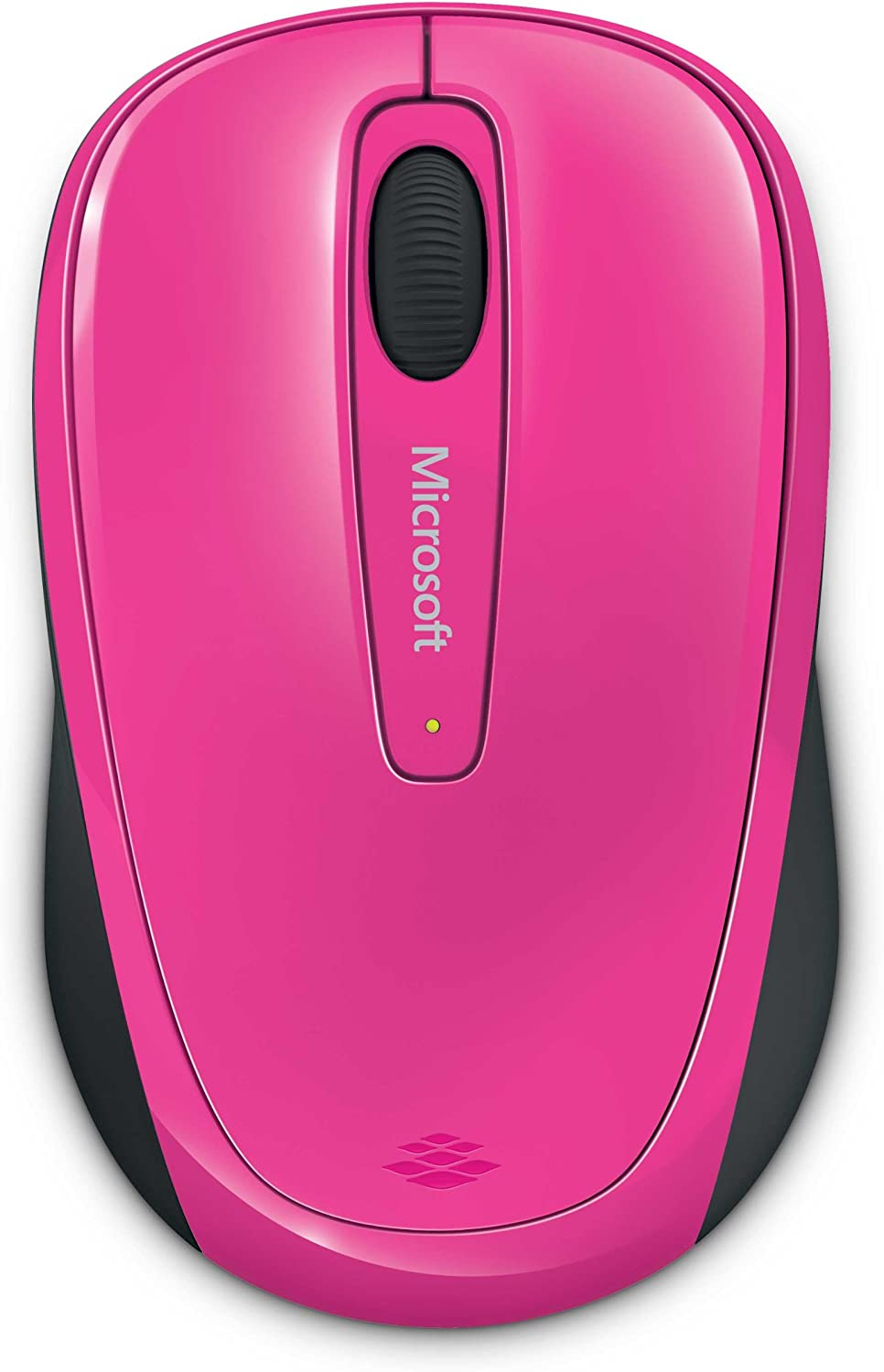 Microsoft Wireless Mobile Mouse 3500 Maus Pink Kabellos