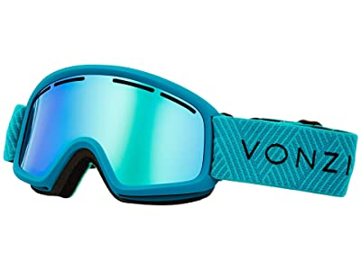 VonZipper Trike Goggle (Mint Satin/Wild Stellar Chrome) Goggles