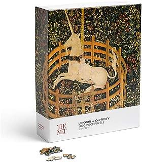 The Metropolitan Museum of Art Unicorn in Captivity Jigsaw Puzzle, 1000 Piece