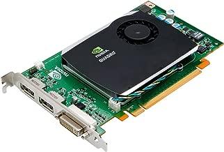 nVidia Quadro FX 580 512MB GDDR3 PCI-E x16 Video Graphics Card w/ DVI and DP Outputs. Dell P/N: R784K
