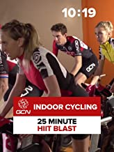 Indoor Cycling - 25 Minute HIIT Blast