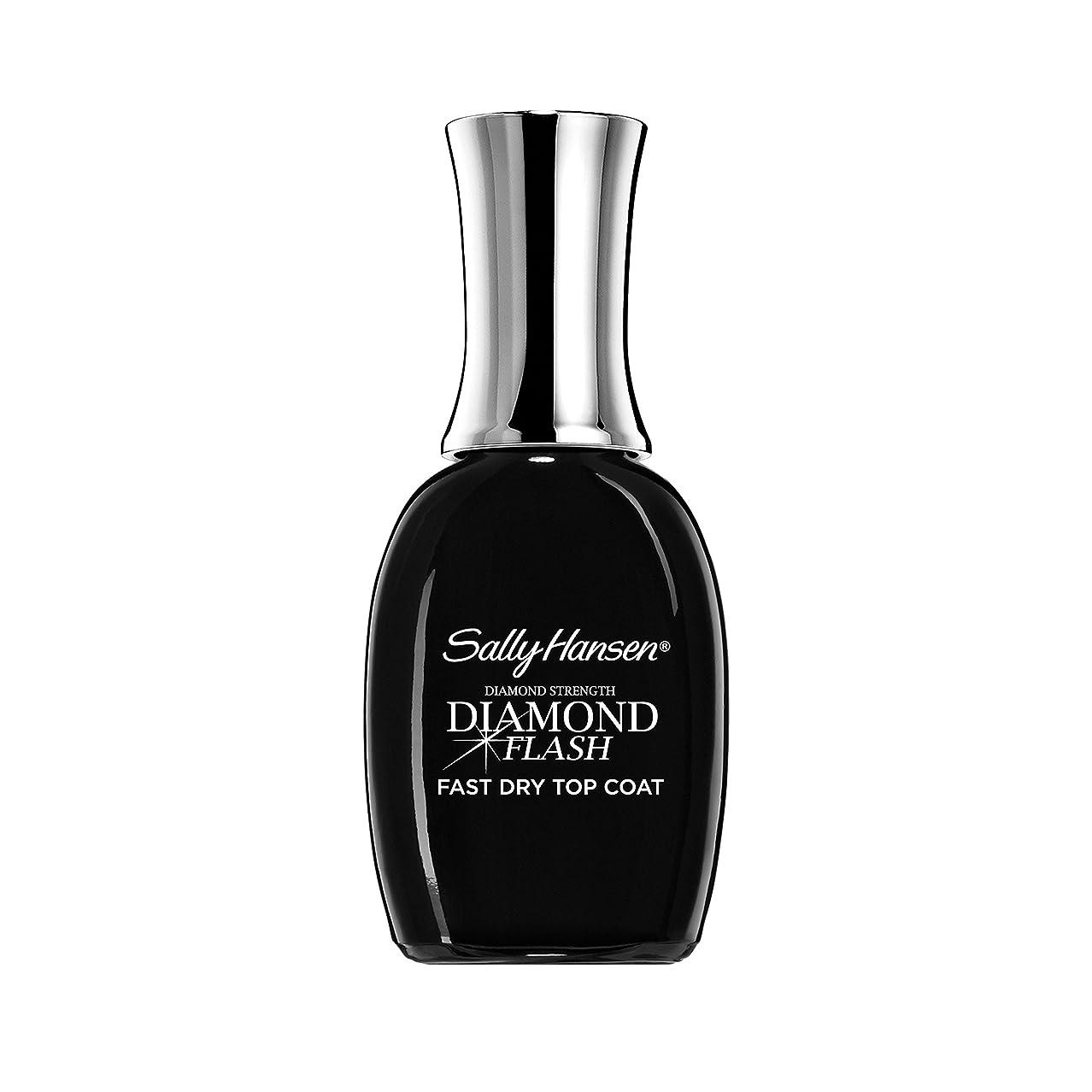リングレットプーノバンクSally Hansen Diamond Flash Fast Dry Top Coat 14 ml (並行輸入品)