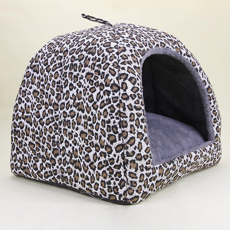 %Pet Bed Pet Nest Dog Bed Cat Nest Pet Mat Pet Products X01 Pet Supplies (color   B, Size   L)